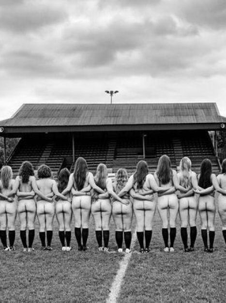 Регбистки Оксфордского университета / © mirror.co.uk