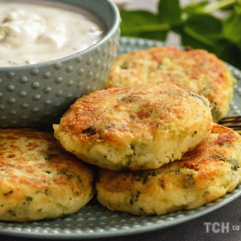 Картофельные котлеты с печенью: очень простой рецепт
