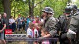Новини України: у Київській області військові відтворили події 80-річної давнини