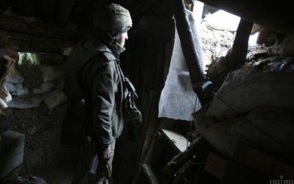 Бойовики під час обстрілу поранили українського військового