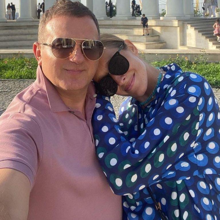 Вікенд в Одесі: Катя Осадча поділилася сімейними кадрами