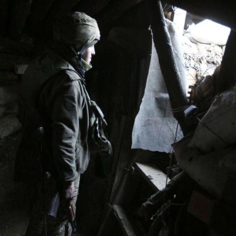 Сутки на Донбассе прошли без потерь, но боевики стреляли — ООС