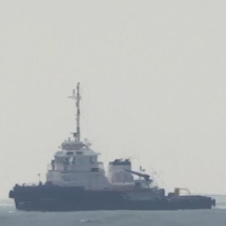 """""""Повзуча окупація"""": російський флот намагається заблокувати українські порти на Приазов'ї"""