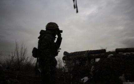 Обострение на Донбассе: от пуль боевиков тяжело ранен еще однин украинский военный