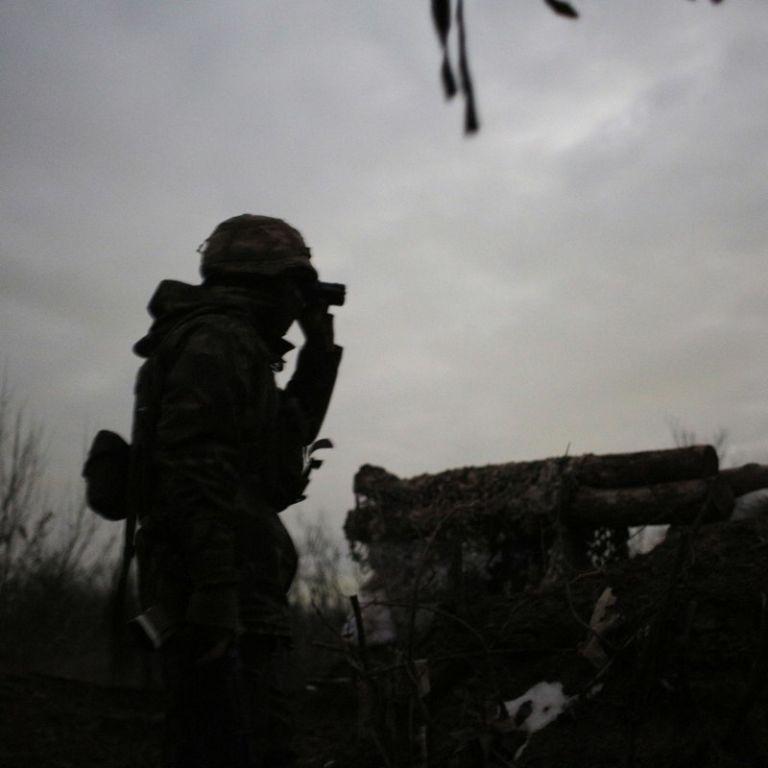 В течение суток оккупанты дважды нарушили перемирие — ООС