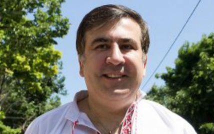 Стала известна зарплата Саакашвили на посту главы одесской ОГА