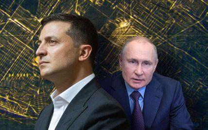 Зеленский о Путине: Не хватает времени думать о нем