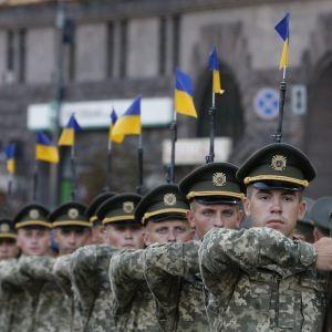 Підрозділи з інших країн та оновлена форма: що готують до військового параду до Дня Незалежності. Інфографіка