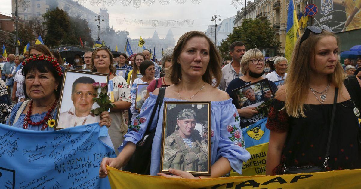 Концерт на Софійській та Марш захисників: як минув День незалежності  України у фото — Укрaїнa — tsn.ua