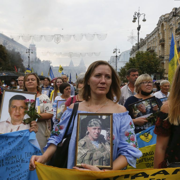 Концерт на Софійській та Марш захисників: як минув День незалежності України у фото