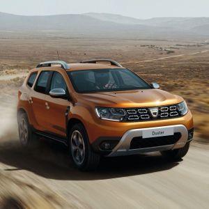 Dacia официально представила обновленный кроссовер Duster