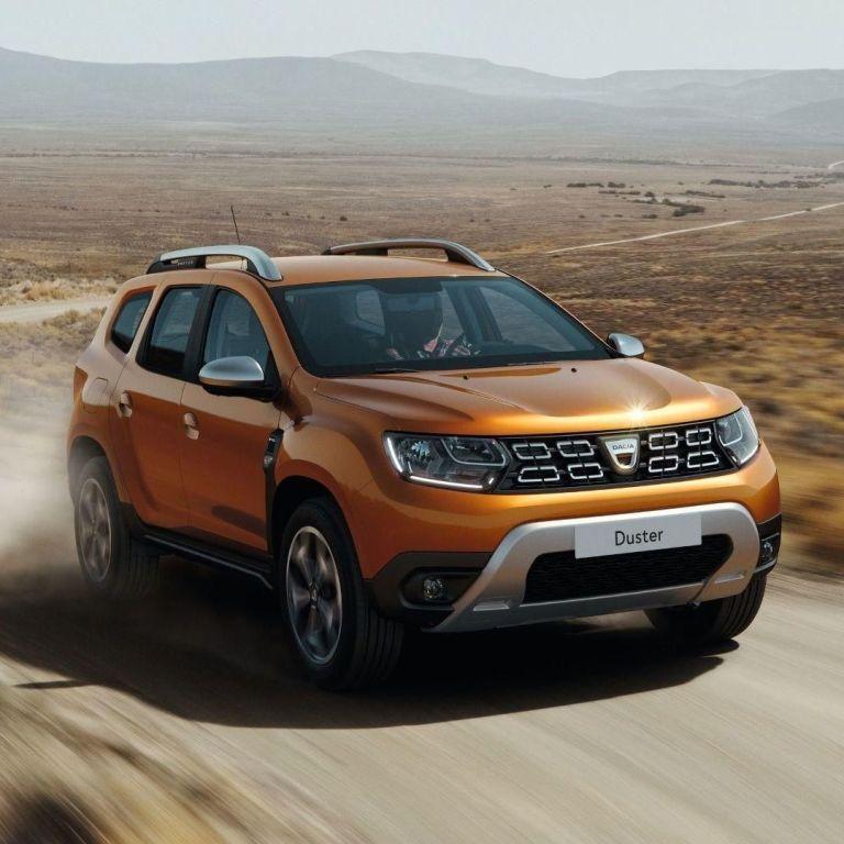 Dacia офіційно презентувала оновлений кросовер Duster