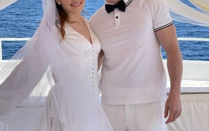 Наталка Денисенко и Андрей Фединчик в четвертый раз поженились