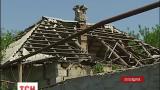 Станица Луганская снова попала под мощный обстрел