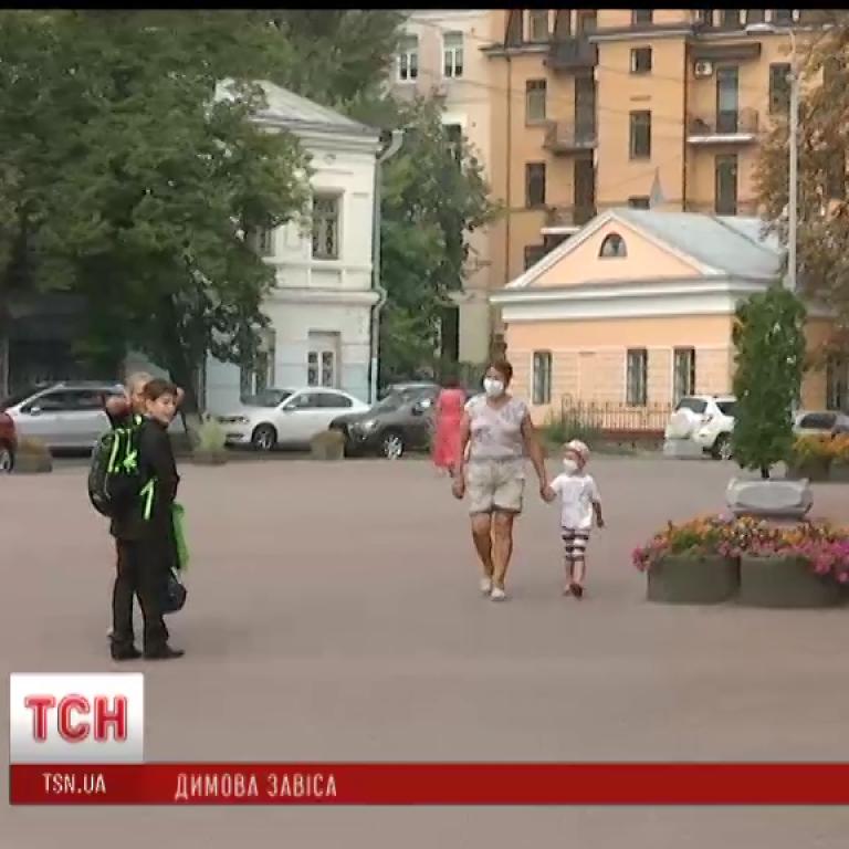 Школи Києва закрили до понеділка
