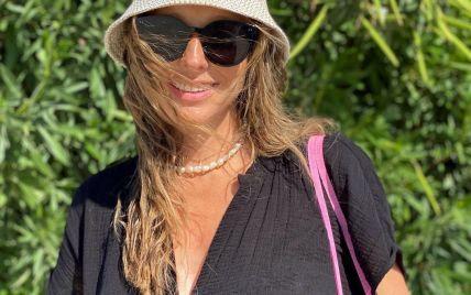 Катя Осадча розповіла, як тримає себе у формі під час відпочинку all inclusive в Туреччині