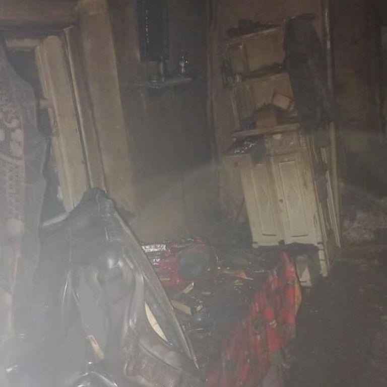 У Дніпропетровській області згорів будинок: під час ліквідації пожежі знайшли обвуглене тіло