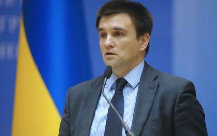 Климкин спрогнозировал, когда в Европарламент поступит инициатива относительно безвизового режима