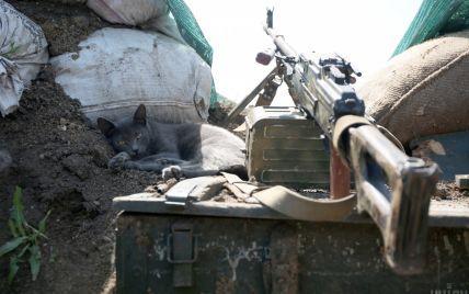"За сутки боевики 9 раз нарушили ""тишину"" на Донбассе: двое бойцов ООС получили ранения"