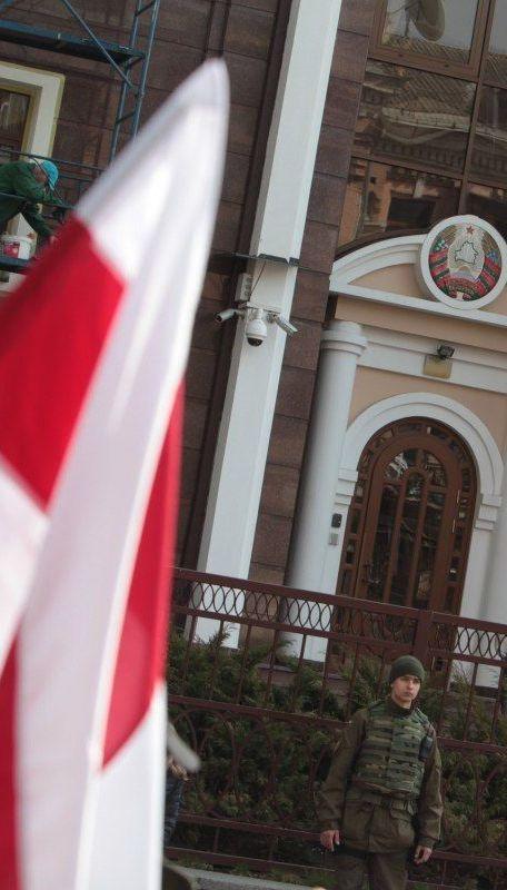 """""""Беларусский дом в Украине"""" сообщил, что СБУ задержала пятерых граждан Беларуси"""