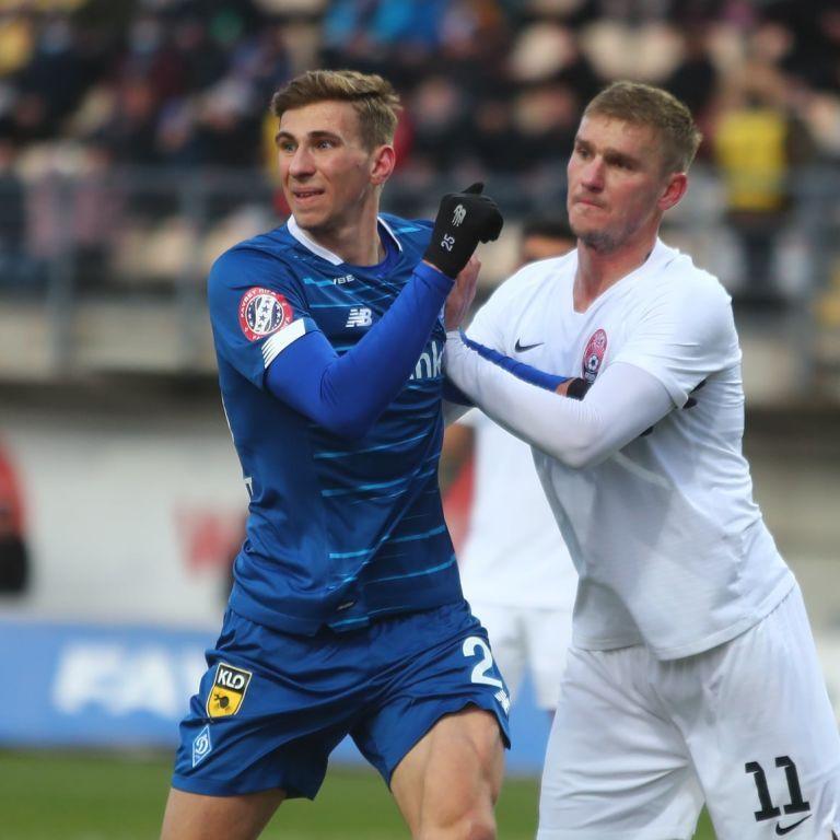 Динамо - Заря: где смотреть и ставки букмекеров на финал Кубка Украины