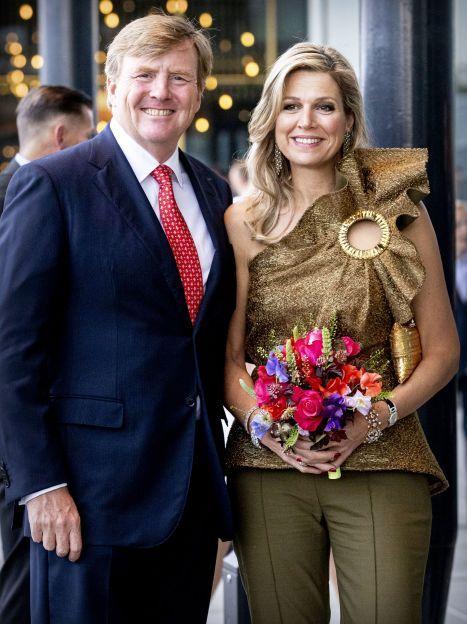 Королева Максима и король Виллем-Александр / © Getty Images