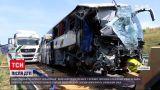 """Новости Украины: пассажирка автобуса """"Киев - Кишинев"""" находится на аппарате искусственного дыхания"""