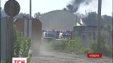 Пожар на нефтебазе тушат уже пятый день