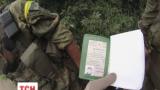 Бойцы батальона «Святая Мария» поймали российского диверсанта