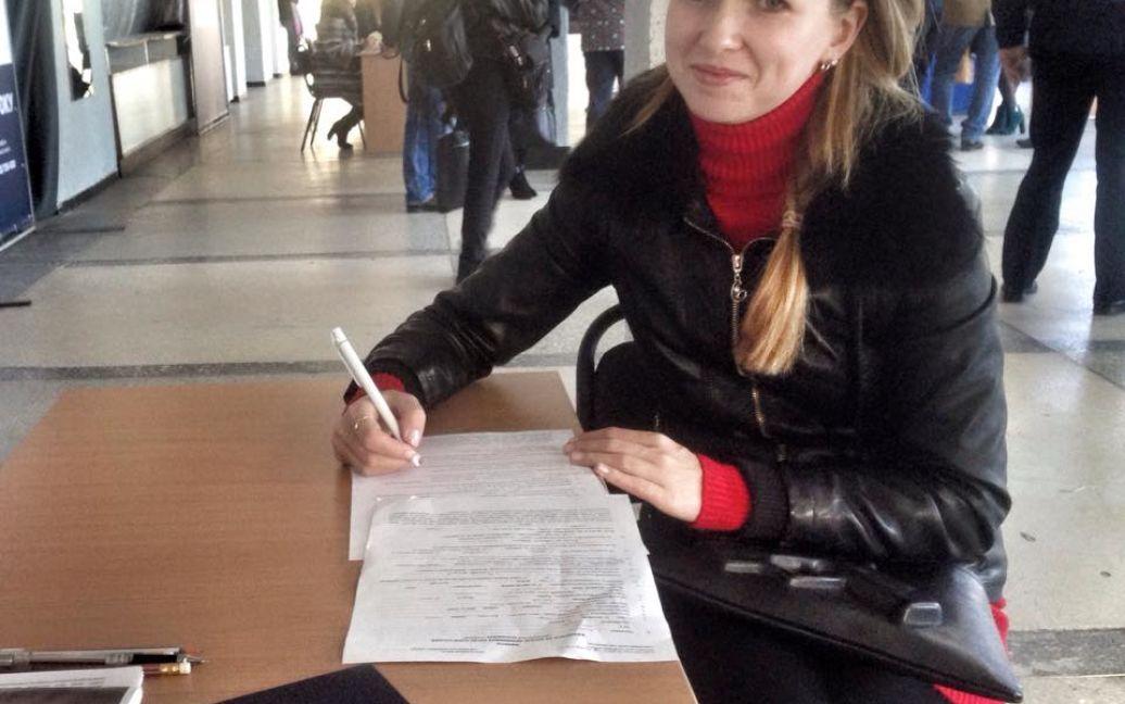 На Луганщине стартовал набор в патрульной полиции / © Facebook.com/Mustafanayyem