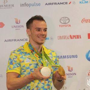 Україна може виплатити своїм олімпійцям понад 28 мільйонів призових за медалі в Ріо