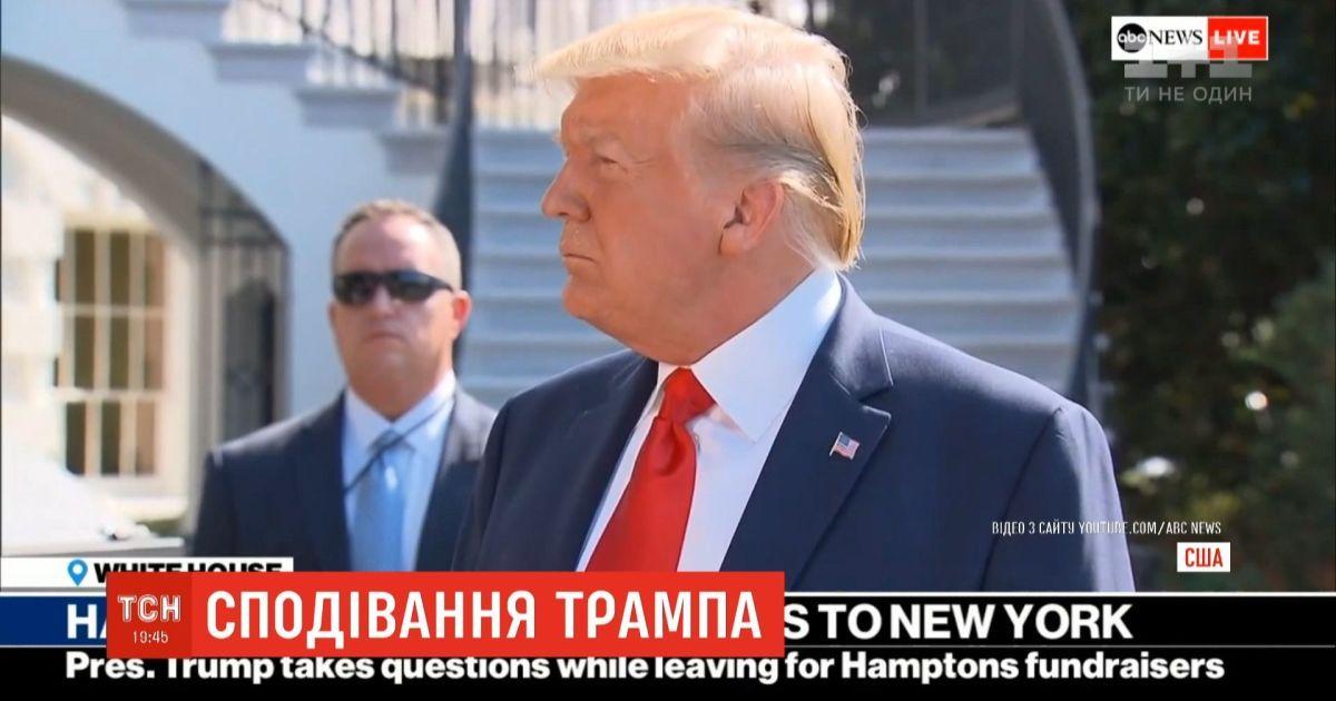 Дональд Трамп вірить у досягнення порозуміння між Зеленським і Путіним