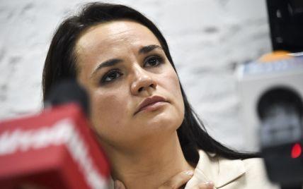 """""""Не верьте высказыванием Протасевича"""": Тихановская уверена, что у журналиста пытками выбивали показания"""