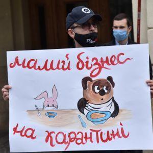 Локдаун в Украине для бизнеса: чем грозит жесткий карантин предпринимателям и ФЛП