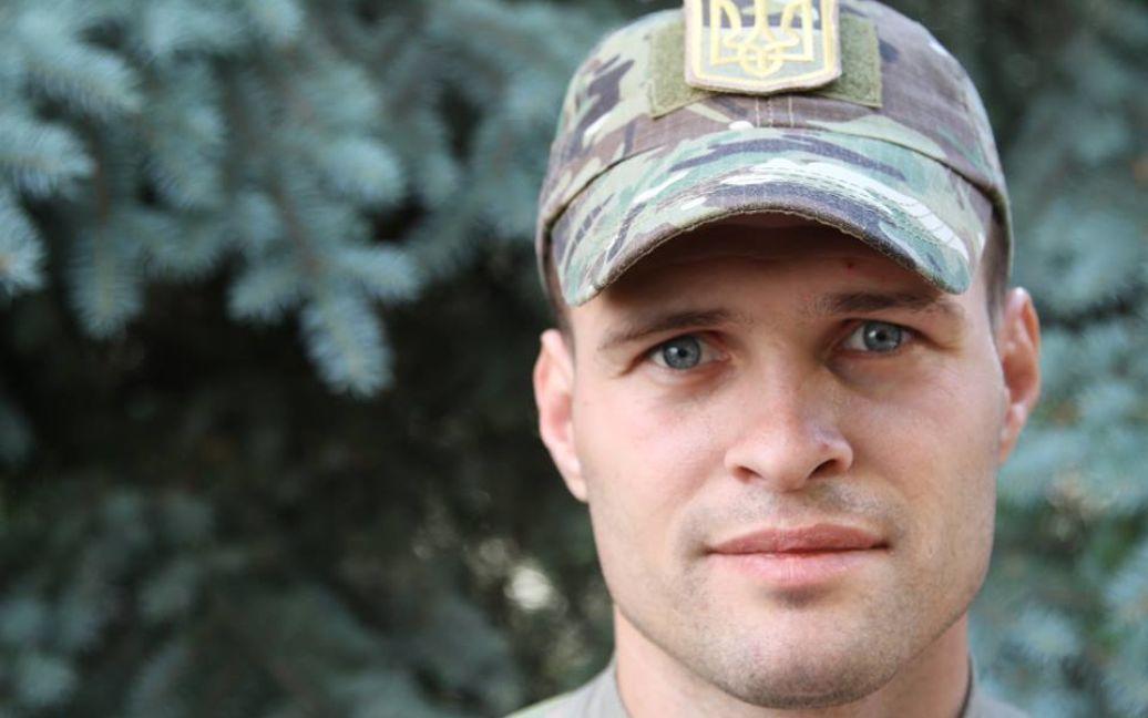 Александр Фацевич возглавил патрульную полицию Киева. / © Facebook/Арсен Аваков