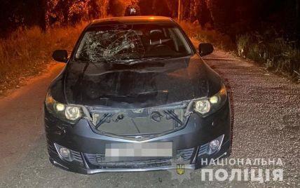 У Запорізькій області водій на швидкості збивродину: дитина у важкому стані