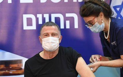 Ізраїль спростував інформацію про ввезення вакцини Pfizer в Україну