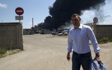 Кличко рассказал, насколько в столице безопасно дышать после многодневных масштабных пожаров возле Киева