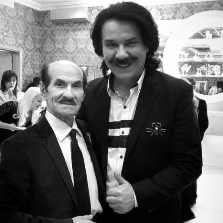 Павел Зибров приехал попрощаться с Григорием Чапкисом и рассказал, что их связывало