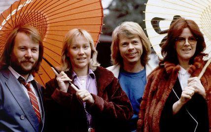 Легендарна ABBA вперше за 40 років випустила нові пісні