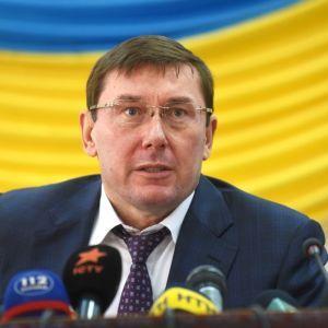 Луценко о деле Януковича: Это хороший урок для всех нынешних и будущих управителей страны