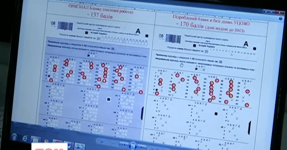 Найбільший скандал в освіті: ГПУ розкрили схему підробки сертифікатів ЗНО
