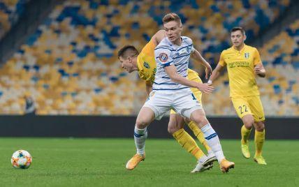 Динамо - Олександрія - 1:0: огляд та повне відео матчу УПЛ