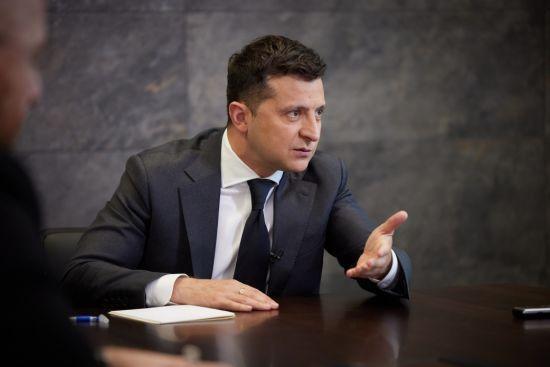 Зеленский потребовал установить причины взрыва и пожара в доме под Киевом