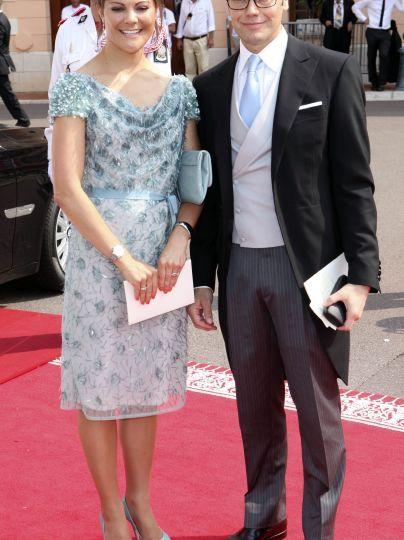 Кронпринцесса Виктория и принц Даниэль / © Associated Press