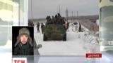Оборонців Пісків та донецького аеропорту обстріляли у ніч перед Різдвом