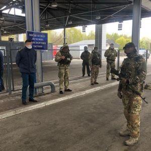 В Сумской области за пересечение госграницы во время карантина брали по две тысячи гривен с микроавтобуса