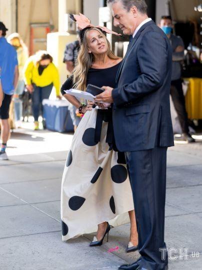 Сара Джессика Паркер и Крис Нот / © Getty Images