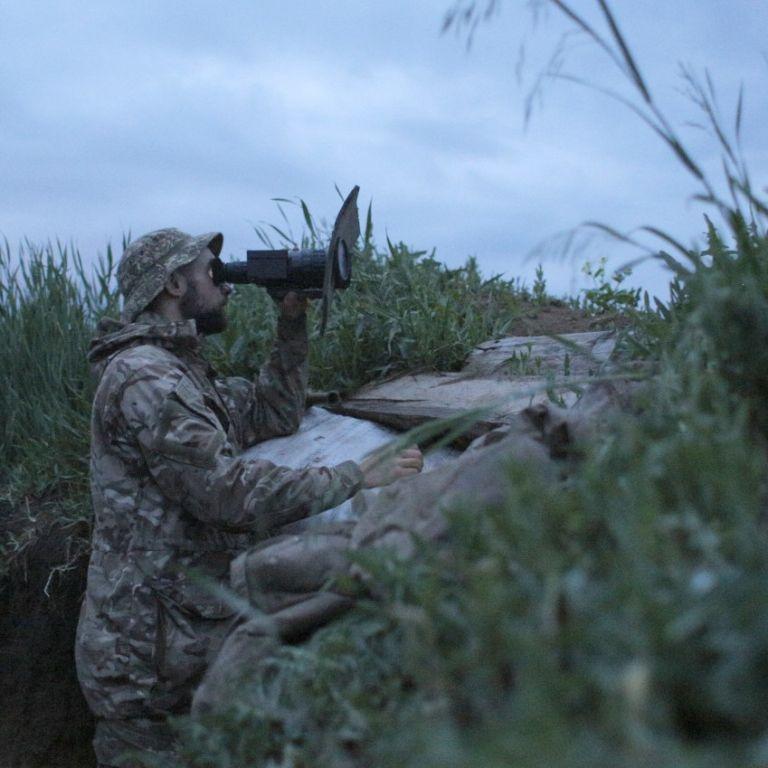 """За прошедшие сутки боевики только один раз нарушили """"тишину"""" возле Авдеевки"""