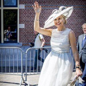 Як завжди, яскрава: королева Максима відвідала урочистий захід